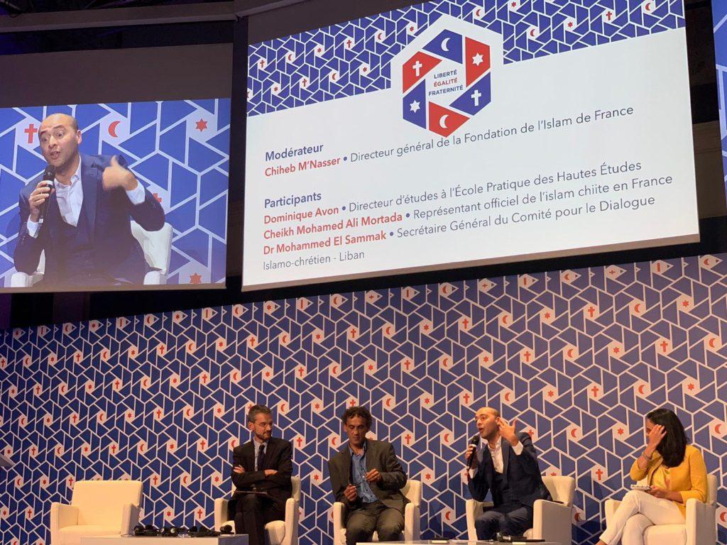 Chiheb M'nasser (DG Fondation de l'Islam de France )  :  «Nous devons comprendre le monde musulman pour que la France puisse survivre»