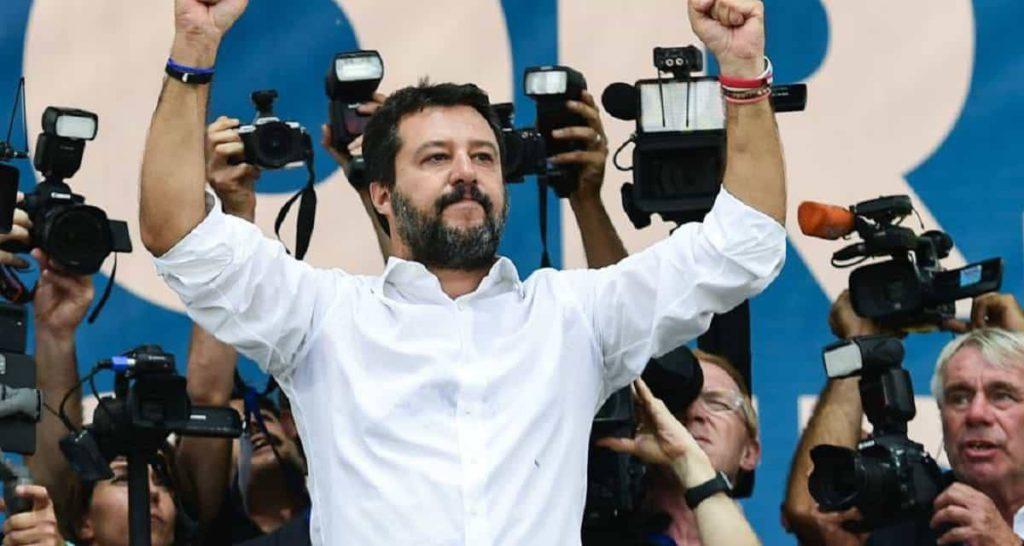 Italie : Salvini part en guerre contre le nouveau gouvernement. «Nous défierons ces traîtres retranchés dans leurs bureaux»