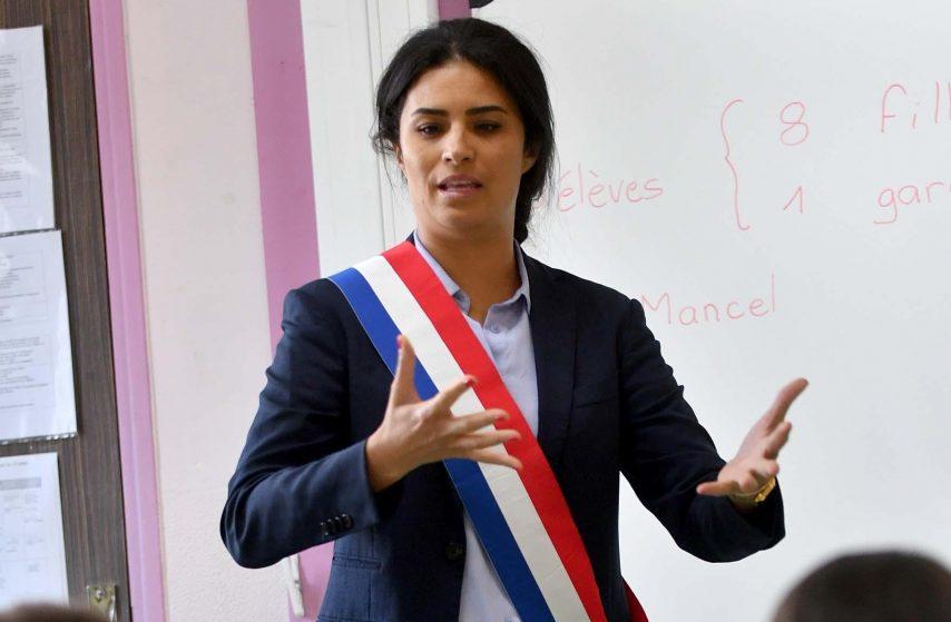 """La député LREM Sonia Krimi énervée par  Macron et Philippe  les qualifie ainsi : """"Deux hommes blancs qui vont nous expliquer la vie"""""""