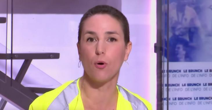 Sophier Tissier (Gilet Jaune) : «On dit aux black blocs : 'Venez dans nos manifs si vous voulez, mais vous ne cassez rien !'»