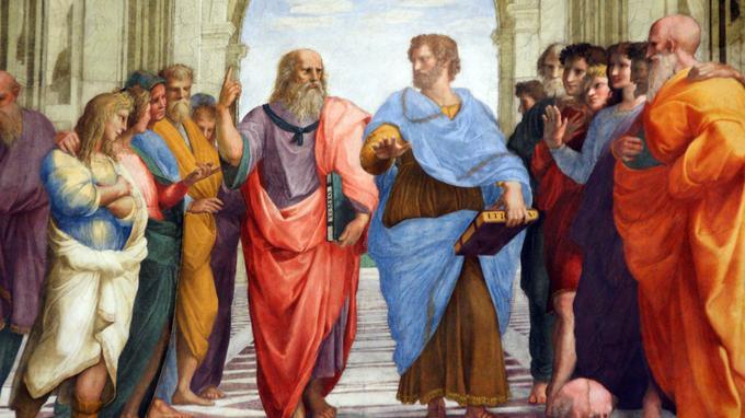 « Face à la dérive de nos sociétés, revenons à Aristote et Saint Thomas d'Aquin »