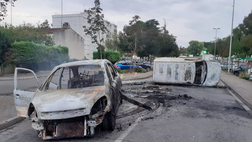 Auch (32): nuit d' émeutes après une course-poursuite mortelle