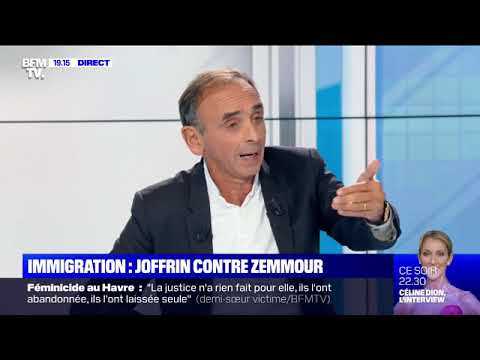 Immigration et «enclaves islamiques» : Zemmour vs Joffrin