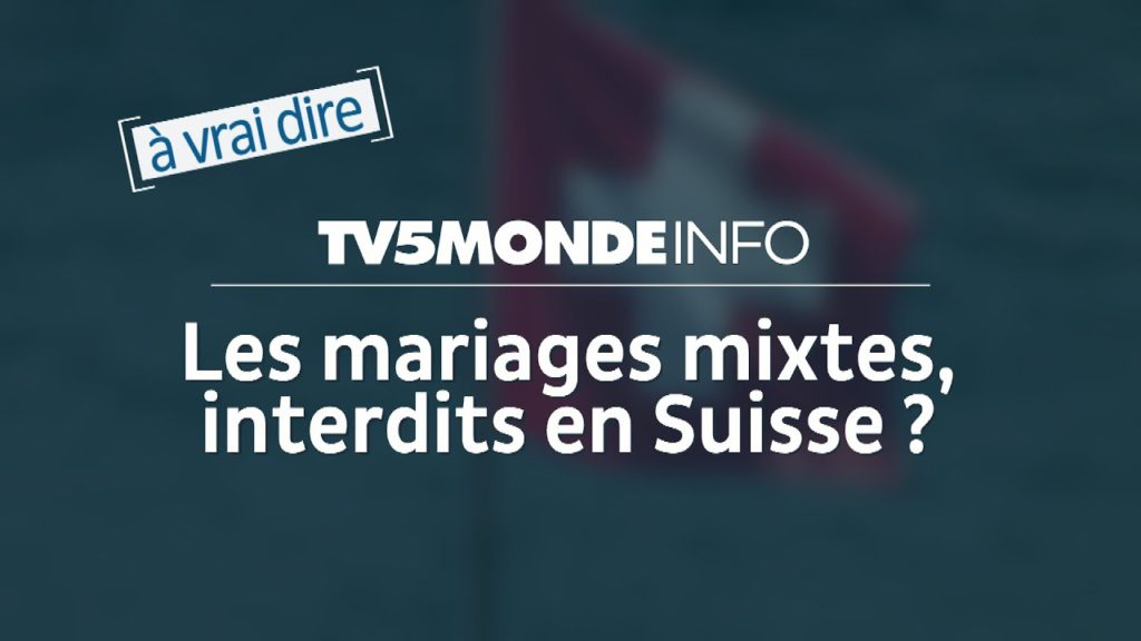 La Suisse veut-elle «interdire aux Africains d'épouser des femmes blanches» ?