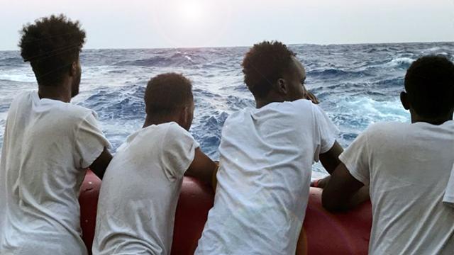 Libye : près de 500 migrants secourus en quatre jours