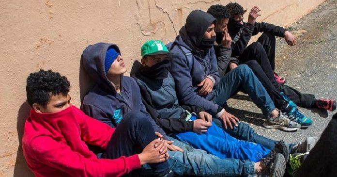 14.000 mineurs marocains entrés illégalement en Espagne bientôt rapatriés