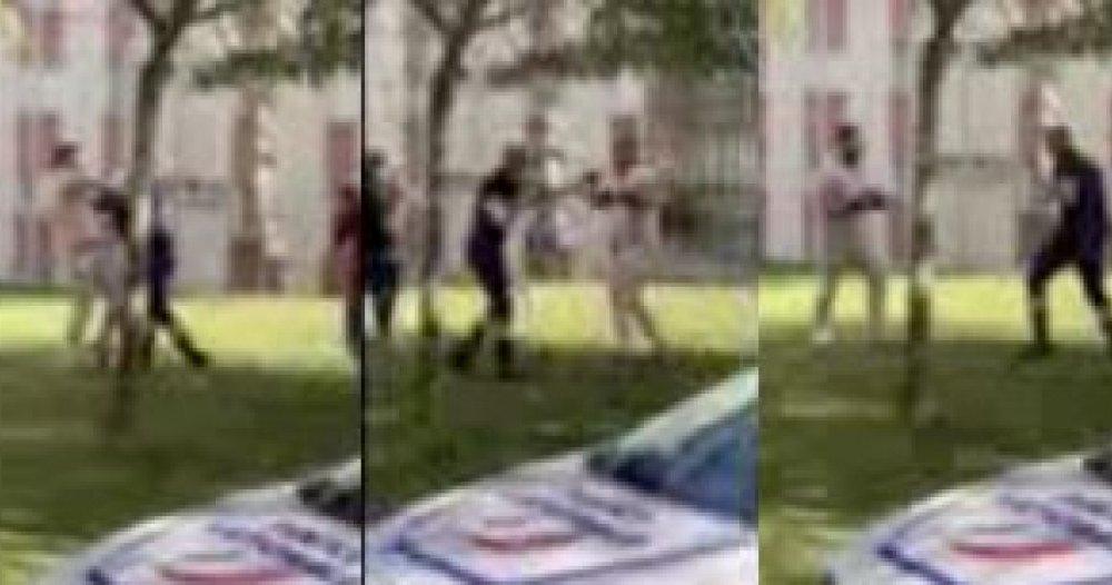Quimper. Incroyable combat de boxe entre un policier et un jeune caïd tchétchéne de Kermoysan