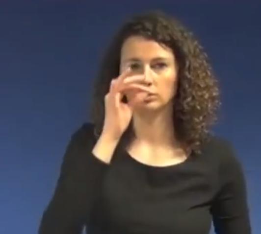 Une université en Belgique reprend un cliché antisémite pour désigner le mot «Juif» en langue des signes