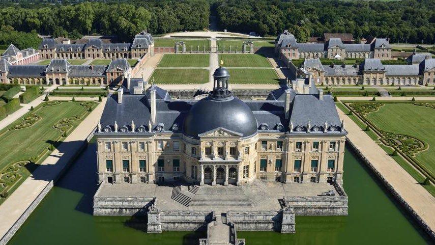 Vaux-le-Vicomte (77)  : les propriétaires séquestrés, 2 millions d'euros de préjudice