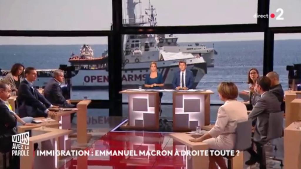 Céline, Gilet jaune : « Qu'est-ce qu'on fait pour éviter que les migrants puissent prendre des bateaux, que font les politiques ? »
