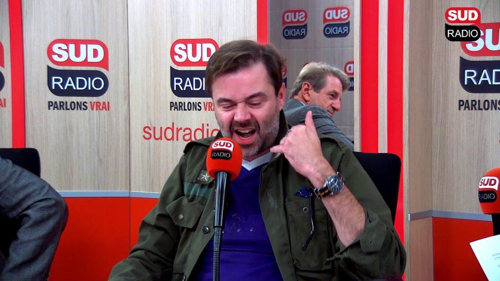 Walter / football : «'Enculé !' ce n'est pas homophobe !» (Sud Radio)