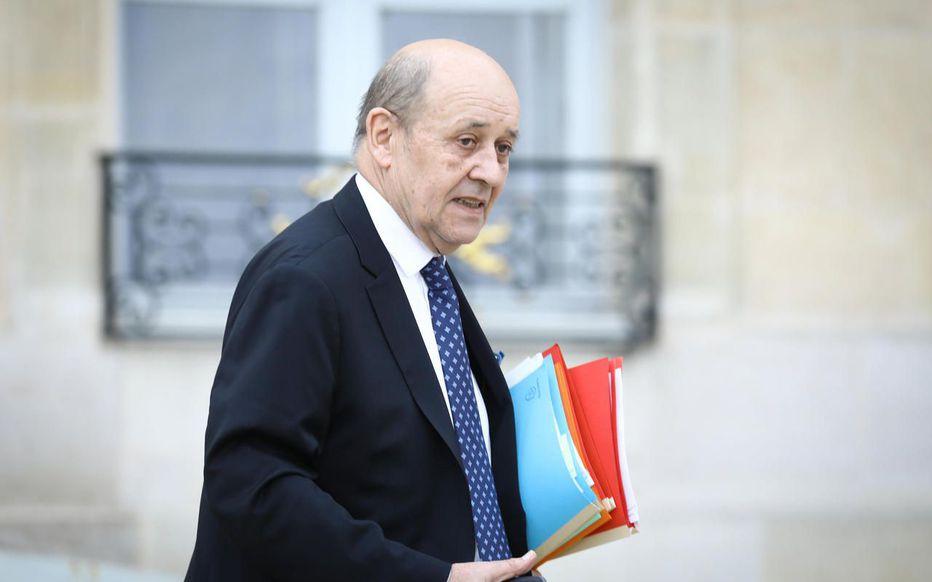 France-Turquie : Le Drian renonce à assister au match