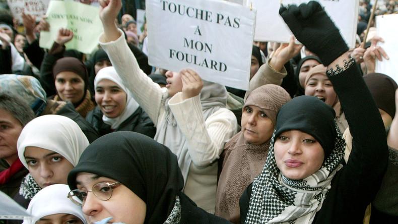 Polémique sur le port du voile islamique au Conseil régional (MàJ : les réactions)