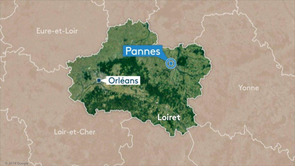 Pannes (45): une infirmière retrouvée sur un bas-côté, mortellement poignardée