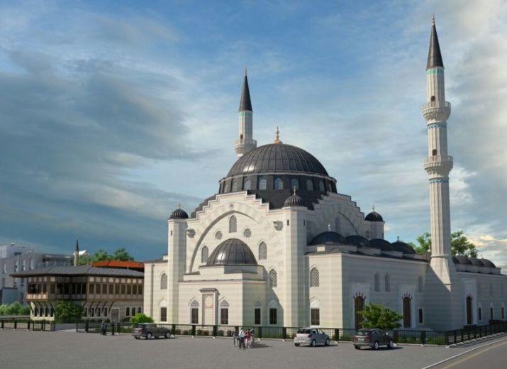 Strasbourg (67) : la municipalité cherche à faire financer la mosquée géante turque Ayyub Sultan par les islamistes de Qatar Charity