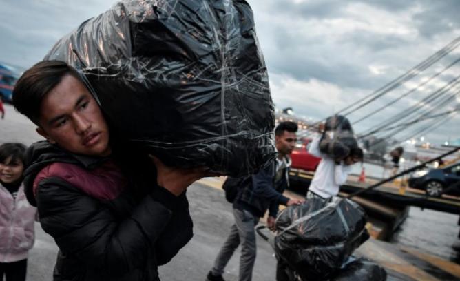 Grèce : les migrants mineurs non accompagnés abandonnés à leur sort