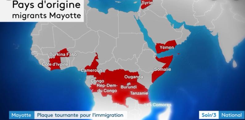 Mayotte : migrants, faux-semblants et vrais papiers