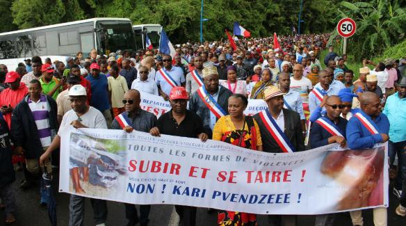 Mayotte : dans le 101e département français, la moitié des habitants sont de nationalité étrangère