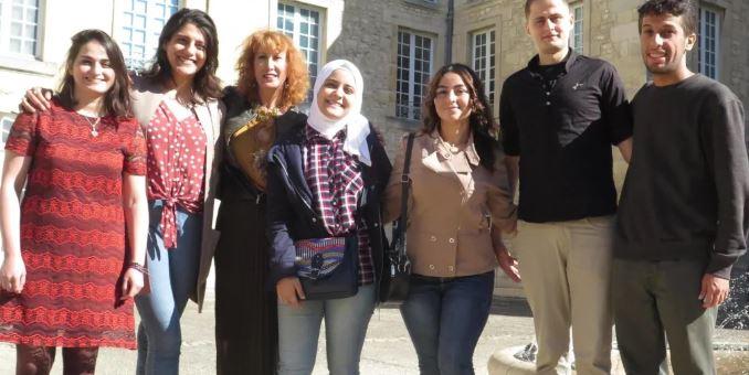 Poitiers (86) : des archéologues intègrent des migrants syriens accueillis pour 3 ans à la fac poitevine