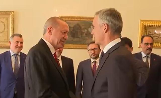 L'OTAN réaffirme son soutien à la Turquie