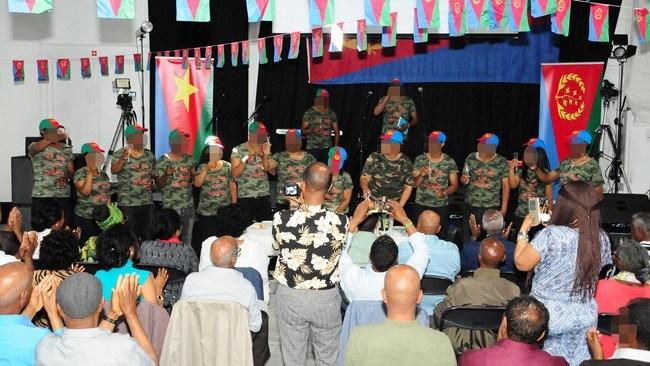 Norvège : polémique autour des «réfugiés» érythréens qui ont participé aux festivités en l'honneur de leurs «oppresseurs»