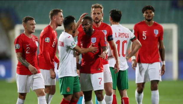 Euro 2020 : insultes racistes lors du match Bulgarie-Angleterre (0-6)