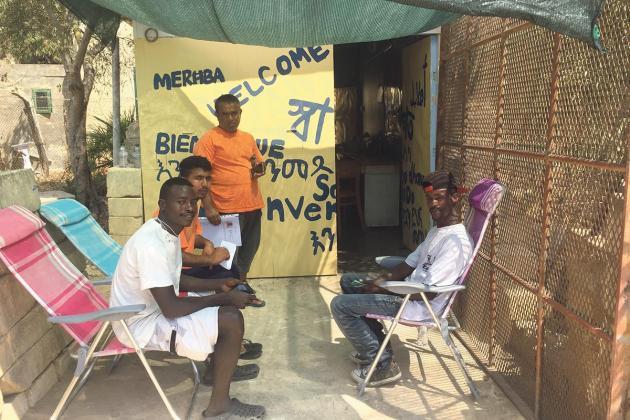 Malte : une oasis d'espoir pour des centaines de migrants abandonnés à leur sort