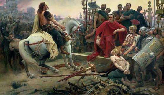 Vercingétorix, le célèbre inconnu qui fit trembler César