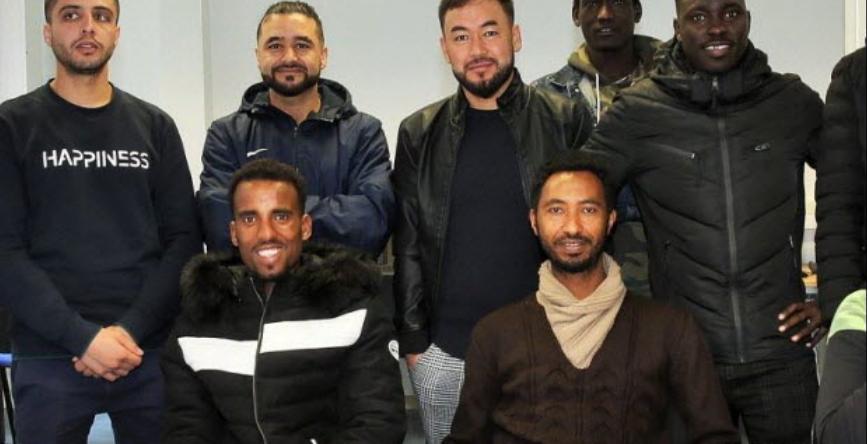 Navenne (70) : 12 migrants en formation à l'Afpa pour intégrer PSA