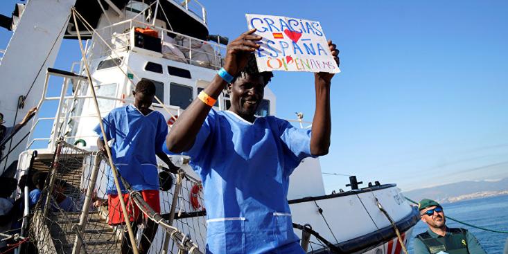 L'Espagne réussit à réduire de moitié l'immigration irrégulière, grâce à la coopération avec le Maroc