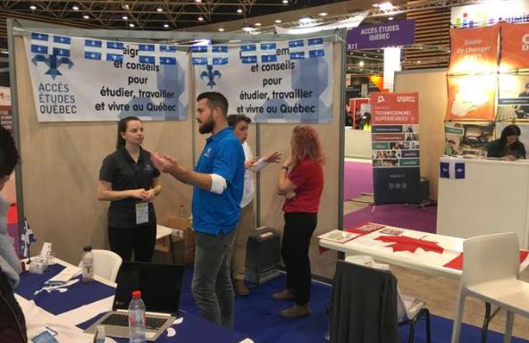 Québec : la jeunesse française dans la ligne de mire des universités et des employeurs