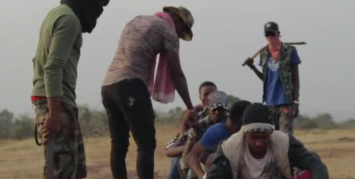 Guinée : revenu de l'enfer libyen, Mamadou réalise un film sur les dangers de l'immigration clandestine