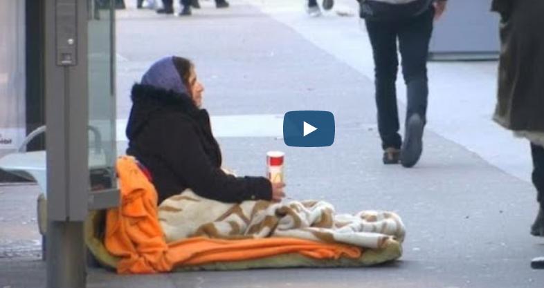 Union européenne : une personne sur cinq menacée de pauvreté selon Eurostat