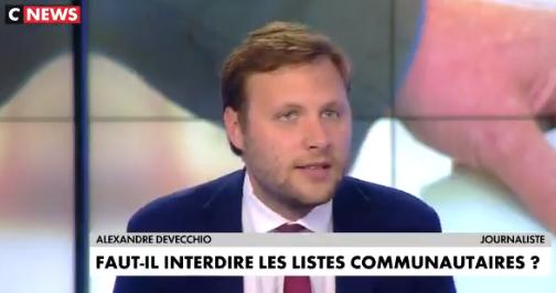 Alexandre Devecchio : «Des élus locaux de gauche et de droite ont gouverné avec les communautaristes et les islamistes»