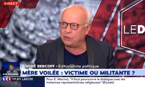 André Bercoff : «Qu'est-ce que ça veut dire 'ils ont détruit ma vie' ? Des gens ont perdu, eux, leur vie dans des attentats.»