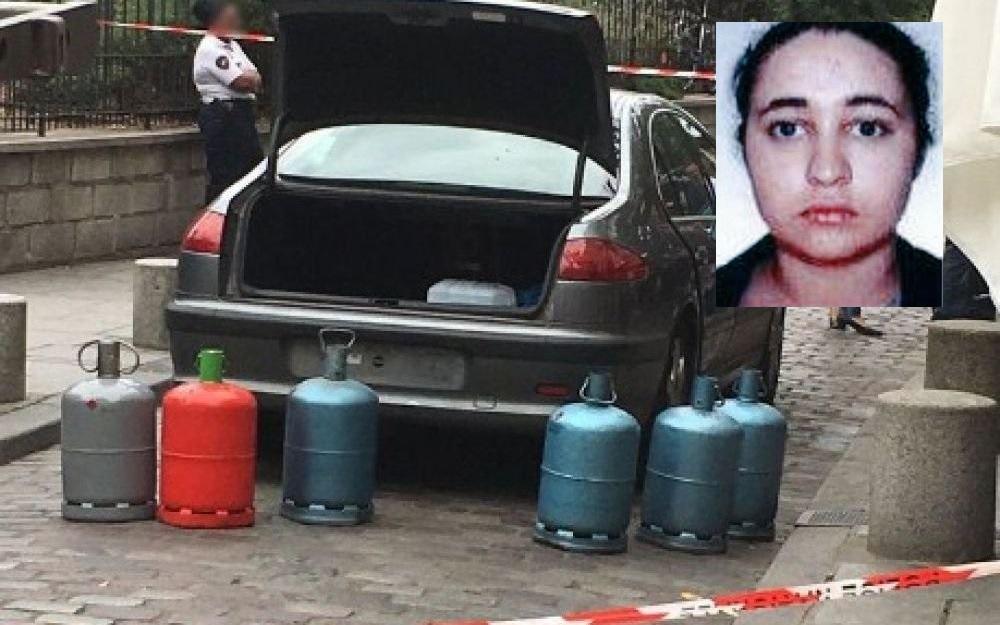 Attentat islamiste raté de Notre-Dame: La djihadiste Inès Madani fait appel