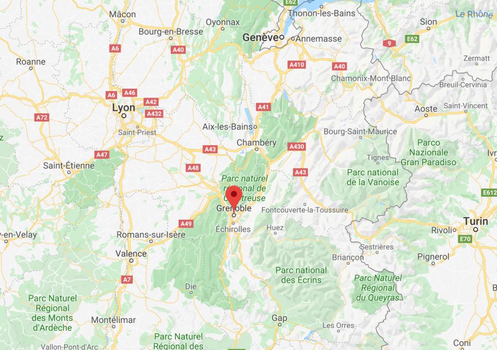 Grenoble : «Allahou akbar, vive Daesh…» 3 mois de sursis pour un individu «déjà bien connu de la justice»