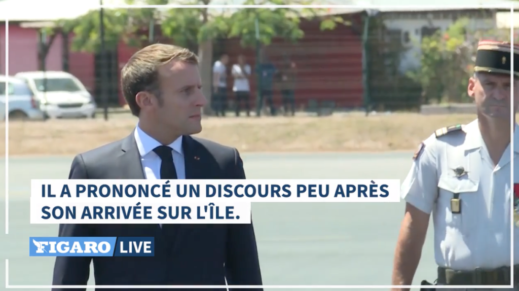 Emmanuel Macron tient à dissocier le débat portant sur la radicalisation de celui sur l'islam et la laïcité