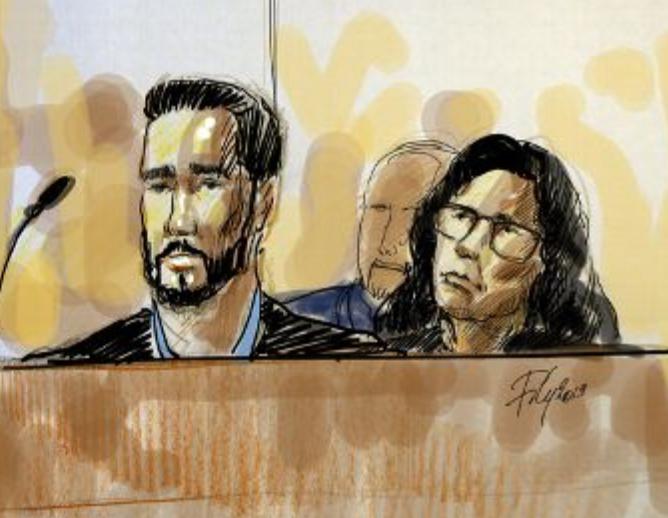 Dreux (28): Oussama Hajji et Saphia Achouri jugés pour le meurtre de Jacqueline, 84 ans (MàJ: Oussama était sous le coup d'une interdiction du territoire)