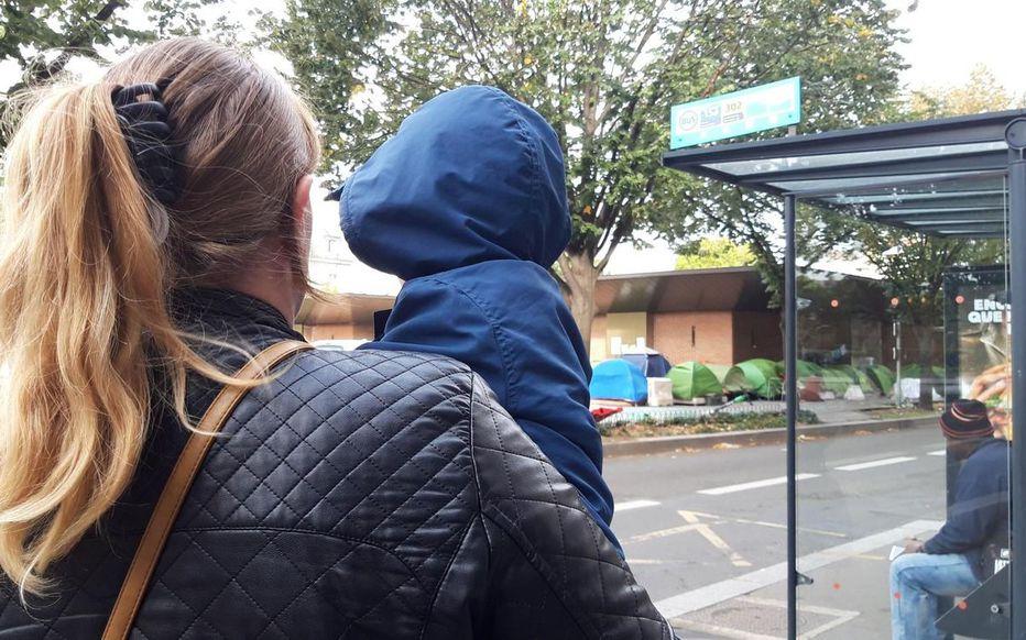Saint-Denis (93) : tensions entre riverains et migrants après l'agression d'un enfant de 2 ans et de sa mère