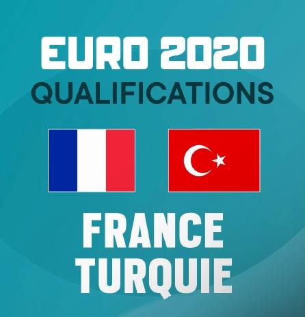 France-Turquie : en direct