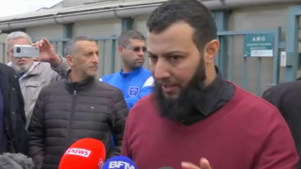 L'ancien imam de Gonesse, fiché S, va porter plainte pour menaces de mort
