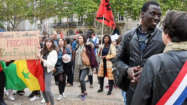 Montpellier : mobilisation payante pour le prof sénégalais, il devait être expulsé, il pourrait finalement être naturalisé