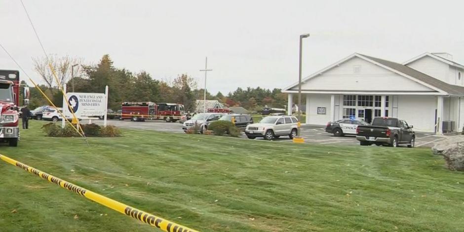 USA: un homme ouvre le feu dans une église, des blessés