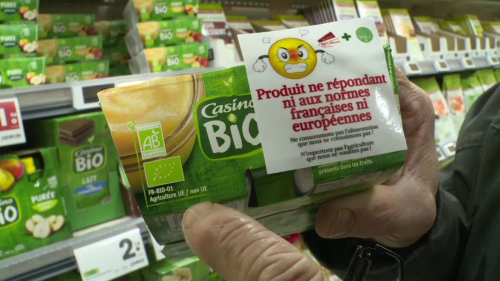 """Agriculture biologique : les agriculteurs dénoncent des """"tromperies"""" sur l'origine des produits"""