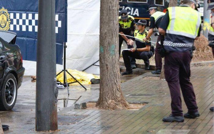 Espagne : un handicapé tué par un Marocain qui tentait de fuir la police