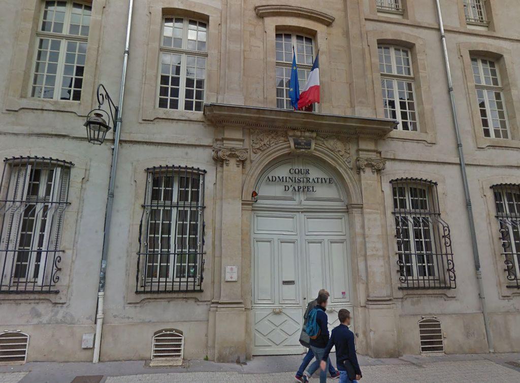 Cour administrative d'appel de Nancy : « Sur 3.800 requêtes à la cour, il y en a 2.500 de contentieux d'étrangers dont la moitié ne vaut rien »