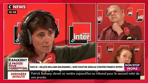 Colère de Goldnadel contre France Inter : «C'est la TV polonaise là-bas ! Tous les journalistes sont de gauche»