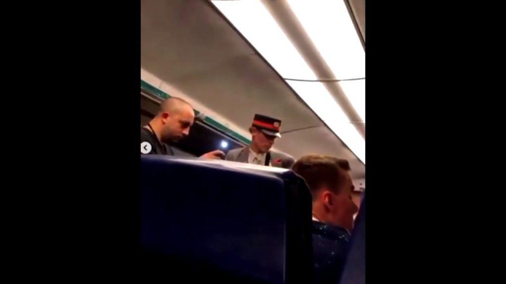 Contrôle tendu dans un train : « Si t'es pas content des lois belges, retourne à Kinshasa ! »
