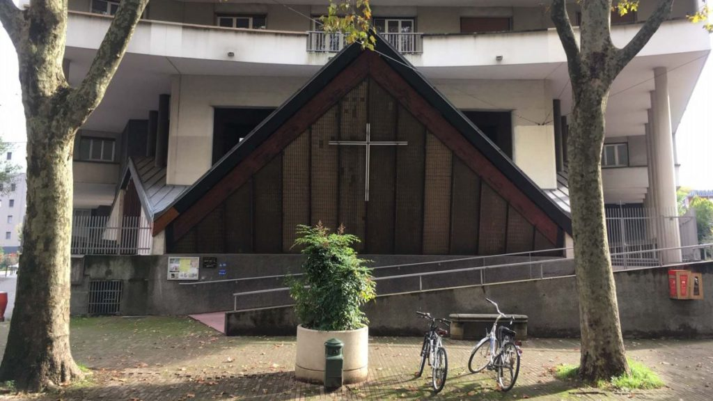 Grenoble : l'église Saint-Luc cherche un nouveau propriétaire